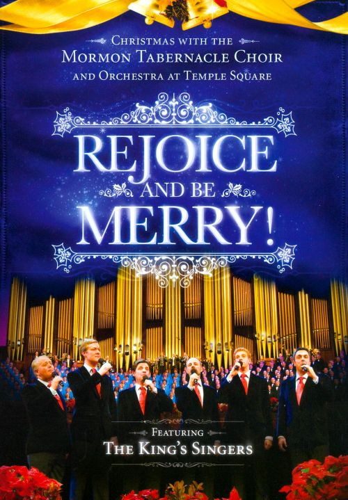 Rejoice And Be Merry! [DVD]