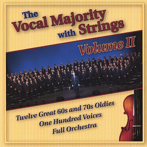 The Vocal Majority with Strings - Volume II