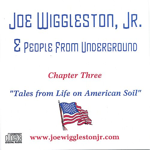 Chapter 3 Tales from Life on American Soil