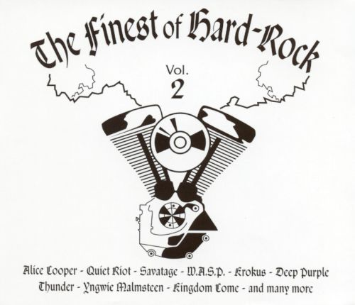 The Finest of Hard-Rock, Vol. 2