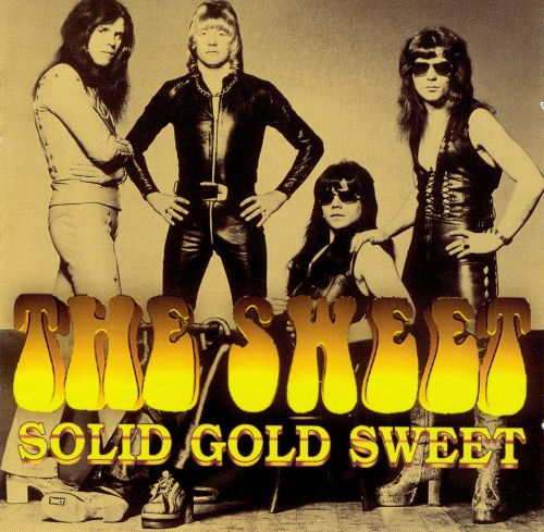 Solid Gold Sweet