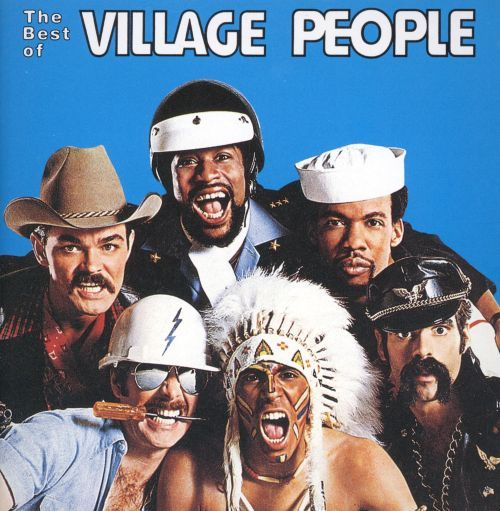 The Best of Village People [Universal Japan]