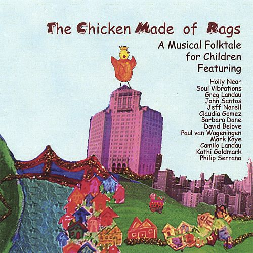 The Story of the Chicken Made of Rags