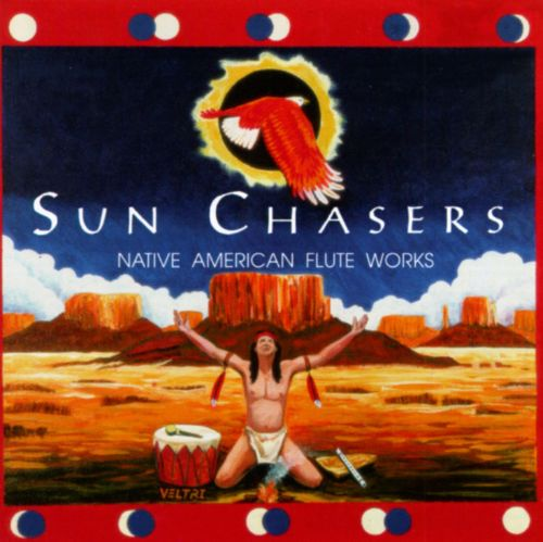 Sun Chasers: Native American Flute Works