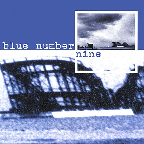Blue Number Nine