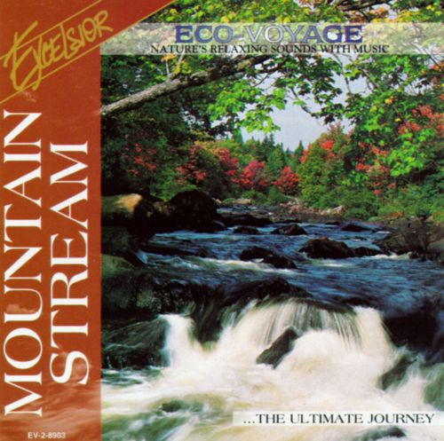 Nature's Relaxing Sounds with Music: Mountain Stream