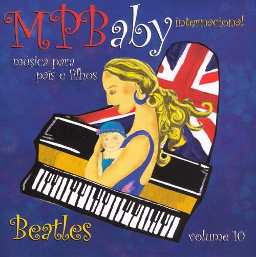 cd mpbaby beatles
