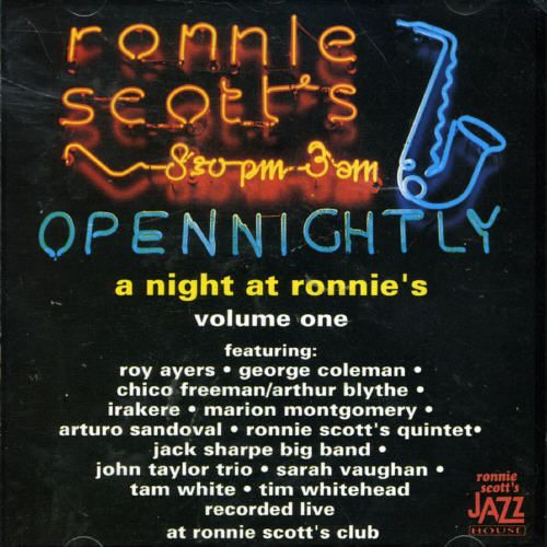 A Night at Ronnie's, Vol. 1