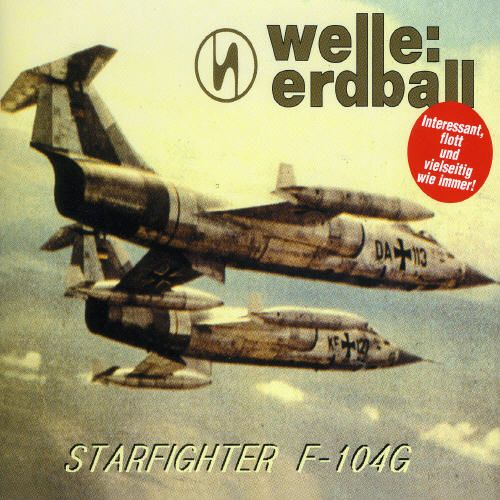 Starfighter F-104G [CD Single]