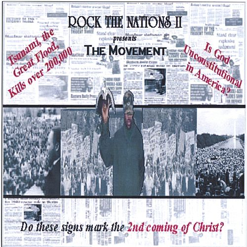 Rock the Nations II: The Movement
