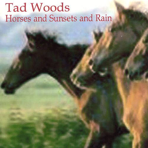 Horses and Sunsets and Rain