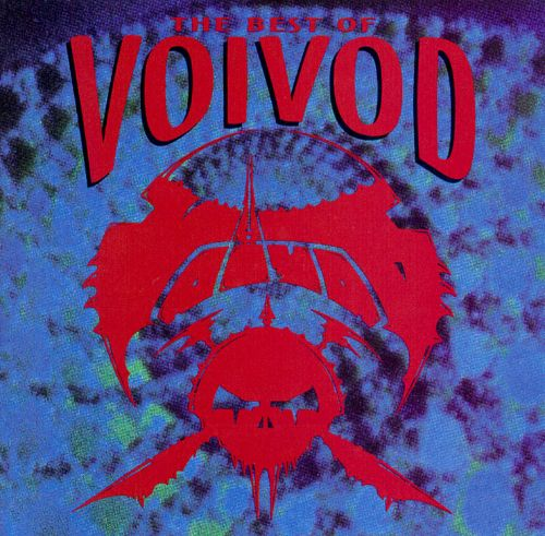 Best of Voivod [Futurist]