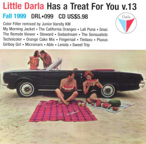 Little Darla Has a Treat for You, Vol. 13: Fall 1999