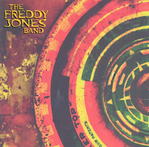 The Freddy Jones Band