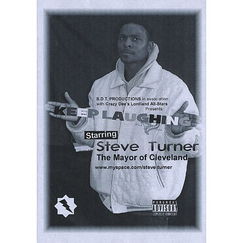 Keep Laughing: The Stand-Up of Steve Turner