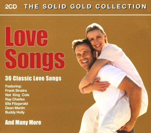 Female love songs collection