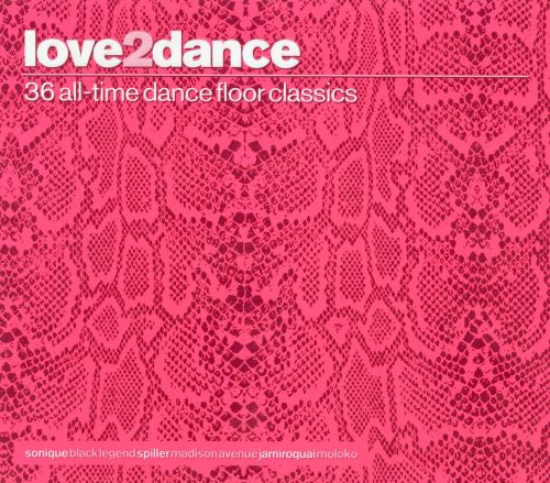 Love 2 Dance [Import]