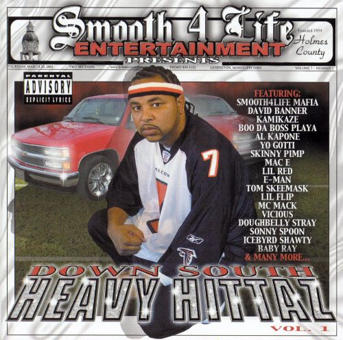 Smooth4Life Mafia Presents: Down South Heavy Hittaz, Vol.1