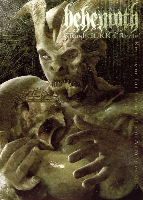 Crush. Fukk. Create: Requiem for Generation Armageddon [DVD]