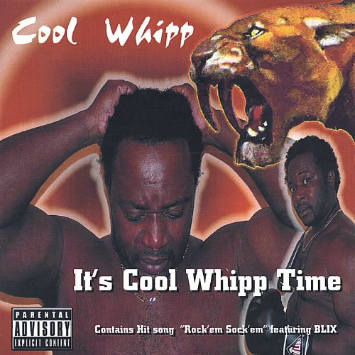 It's Cool Whipp Time