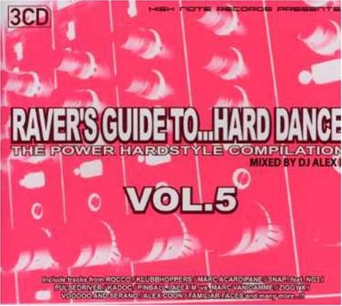 Raver Guide to Hard Dance 2002, Vol. 5
