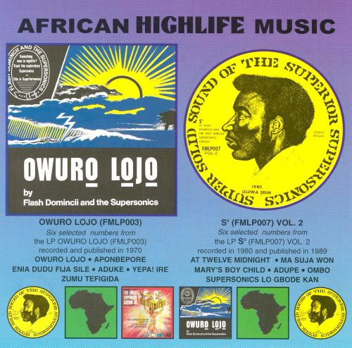 African Highlife Music