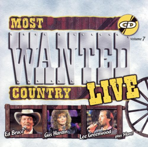 Most Wanted Country Live, Vol. 7 [CD]