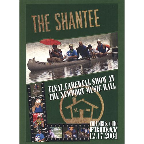 The Shantee Farewell Show at the Newport Music Hall DVD