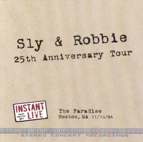 Instant Live: 25th Anniversary Tour - The Paradise, Boston,11/16/04