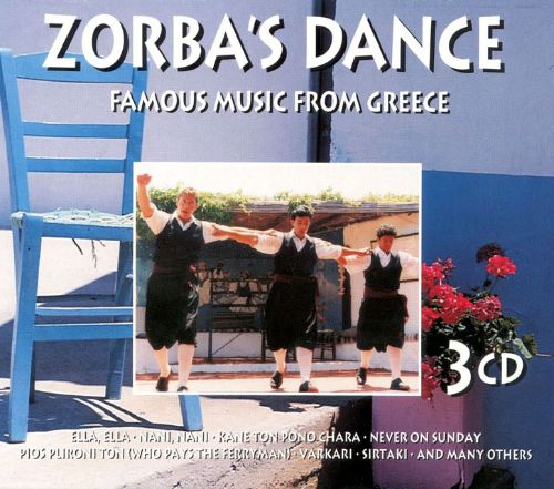 Zorbas's Dance: Famous Music from Greece