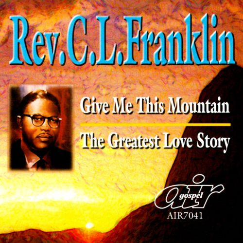 Give Me This Mountain/The Greatest Love Story