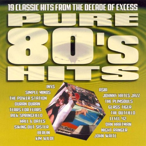 Pure 80s Hits