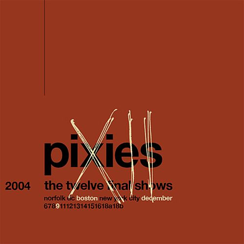 Twelve Final Shows: Live in New York, NY - 12/12/2004