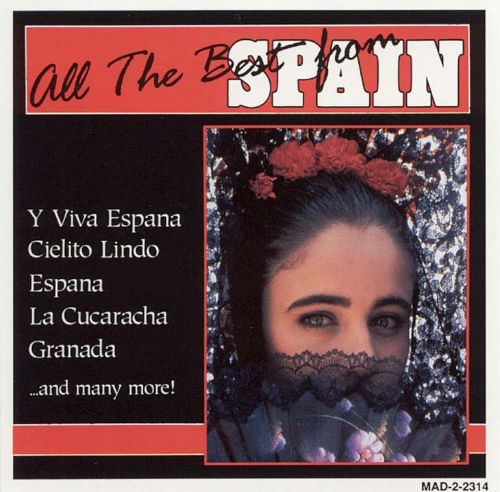 All the Best from Spain [1 Disc #2]