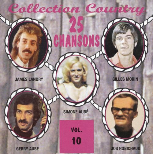 Collection Country: 25 Chansons, Vol. 10