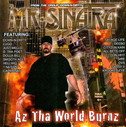 Az Tha World Burnz