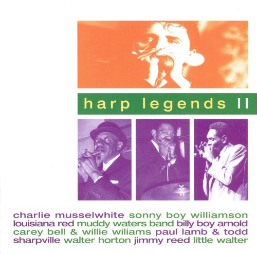 Harp Legends, Vol. 2