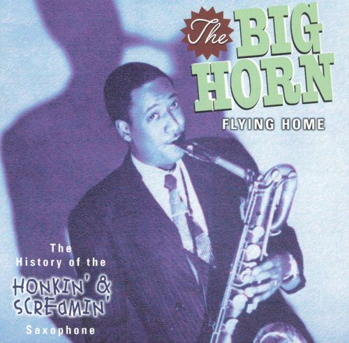 The Big Horn: Flying Home