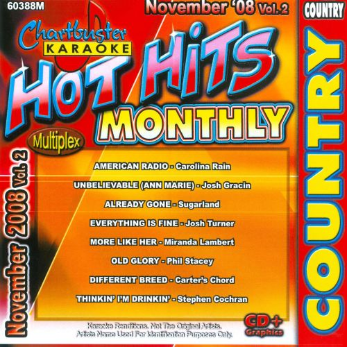 Hot Hits, Vol. 2: Country November 2008