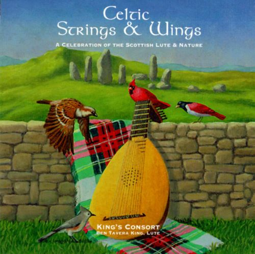 Celtic Strings & Wings