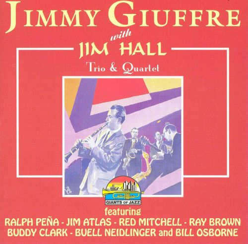 Jimmy Giuffre with Jim Hall