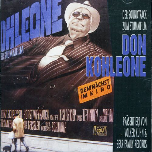 Don Kohleone: Der Soundtrack Zum Stummfilm