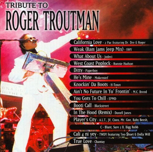 Tribute to Roger Troutman