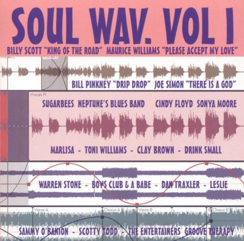 Soul Wav., Vol. 1: Beach Music for Everyone