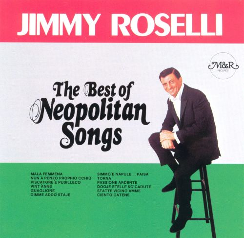 The Best of the Neopolitan Songs