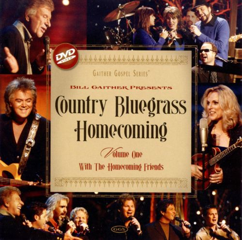 Country Bluegrass Homecoming, Vol. 1 [DVD]