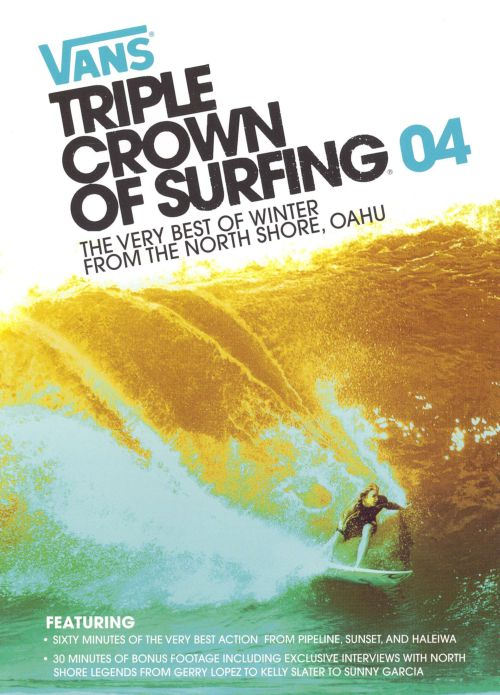 Vans Triple Crown of Surfing, Vol. 4: The Very Best of Winter From The North Shore