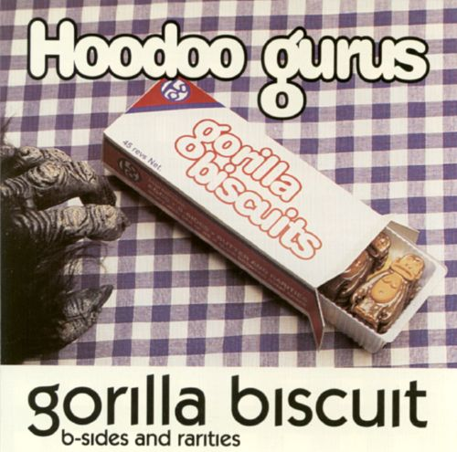 Gorilla Biscuits: B-Sides and Rarities