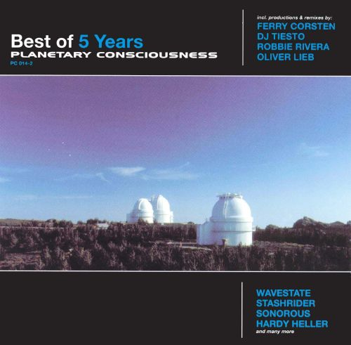 Best of Planetary Consclousness