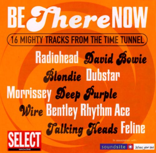 There S Now A Range Of Beautiful Temporary Engagement: Be There Now - Various Artists